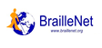 Logo de l'association BrailleNet